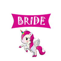 Team Bride Unicorn