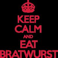 Keep Calm and a Bratwurst