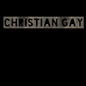 christian gay