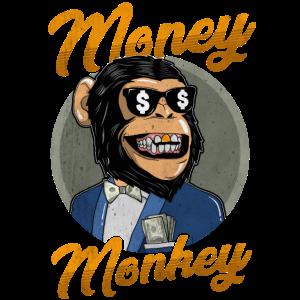Reichtum Affe Money Monkey
