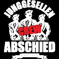 junggesellenabschied crew