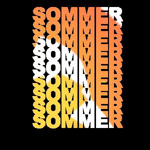 Sommer T Shirt Aufschrift Geschenk