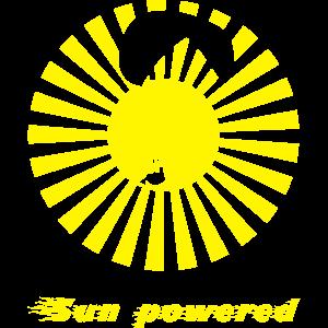PG SUN POWERED