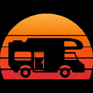 Wohnwagen RV Camping Wohnmobil Camper Geschenk