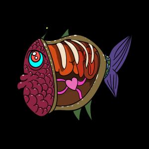 Fisch Anatomie