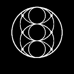 Heilige Geometrie - Piscis Eye Trinity