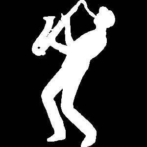 Saxophon w