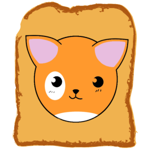 Katzen Toast