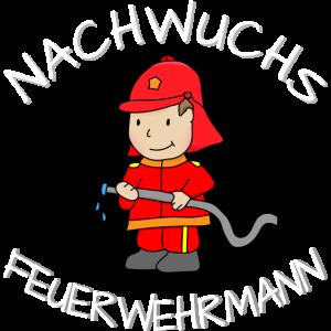 Nachwuchs Feuerwehrmann Feuerwehr Kind Geschenk