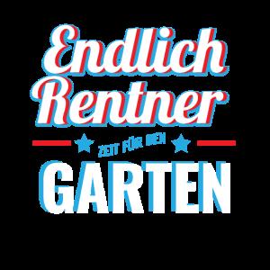 Rente 2019 Ruhestand 63 Kollegen Abschied Garten