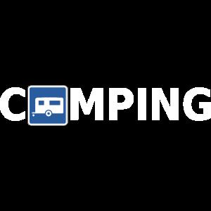 Camping Schild Caravan Anhänger Wohnwagen Camper