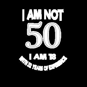 I am not 50