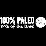 100paleo80ofthetime