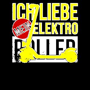Tretroller Elektromotor E-Roller