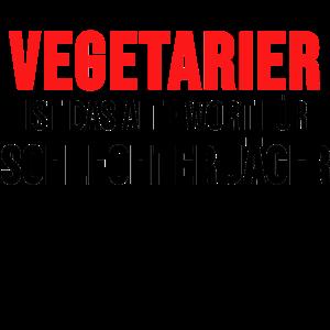 Fleischfresser Shirt Anti Vegan Fleisch Geschenk