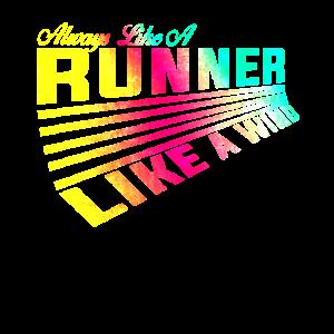 Runner Laufen Marathon Sport Joggen Geschenke