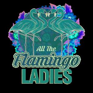 Flamingo Wasservogel Flamenco Exotisch Geschenke