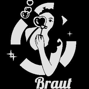 Küsten Braut - Crew - Team - JGA - Hochzeit - 2C