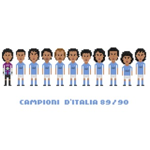 Italian Champions 89 90