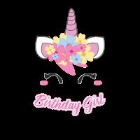 Geburtstagskind Einhorn