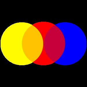 Farbige Kreise