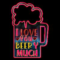 I Love You Beer