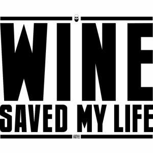 Il vino mi ha salvato la vita