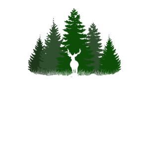 Hirsch Wild Natur Jagd Outdoor Geschenkidee