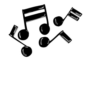 Musik Symbol Note Noten musiknoten spielen