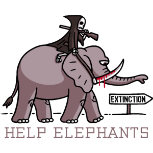 Helfen Sie Elefanten
