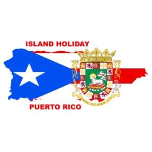Puerto Rico Island Holiday