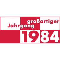 Grossartiger Jahrgang 1984