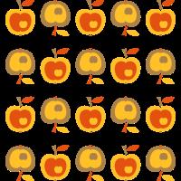 Retro Apfel