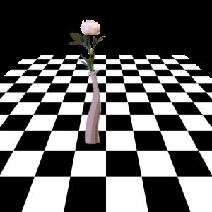 pink rose chess