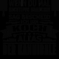 Ich Bin Koch Alias Der Kannibale