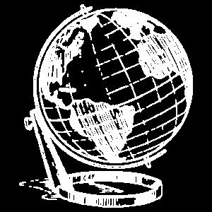 Globus Erde Planet Symbol
