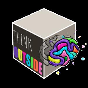 Think outside the box Schüler Lehrer
