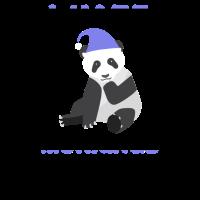 Pandabär Panda Bear Pandabaer Shirt Geschenke 2