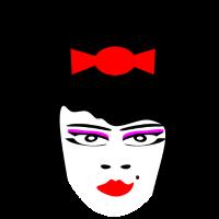 Hochsteckfrisur Geschenk Make Up