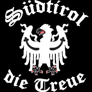 Südtirol die Treue