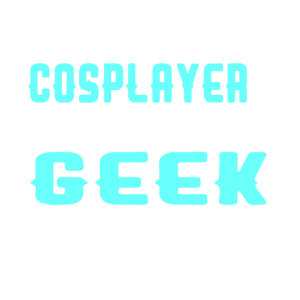 Cosplayer, geek