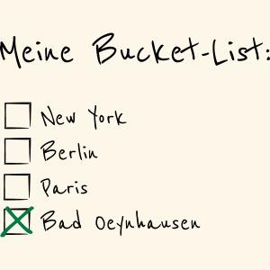 Ich war noch niemals in New York...aber in B.O.