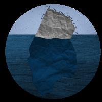 Eisbergschmelzproblem