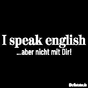 Englisch-Deutsch - weiss