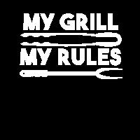 My Grill griller Spruch Geschenk