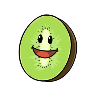 Kiwi Kiwis Obst Vegan Vegetarisch
