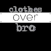 Kleidung über Bruder