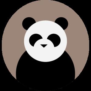 Panda Pandabaer zoo 3 744