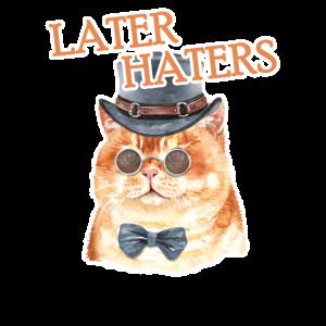 Haters Bis Später
