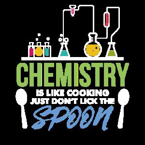 Chemistry Kolben Labor Chemie Geschenk